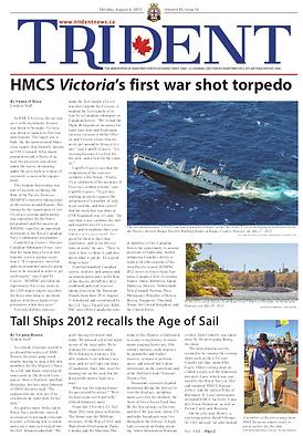 Halifax Military Newspaper