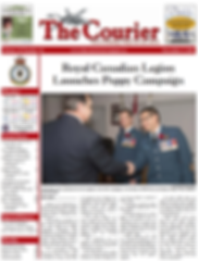 CFB Cold Lake Courier Newspaper