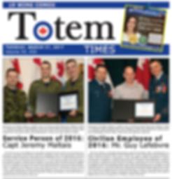 Comox Military Newspaper