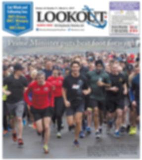 Esquimalt Lookout Newspaper