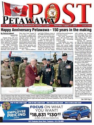 CFB Petawawa Post
