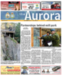 CFB Greenwood Aurora Newspaper