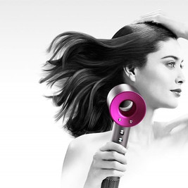 Dyson Does Hair the Supersonic Way with their Modern Hair Dyer.