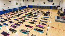 community center yoga