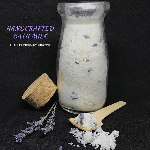 Hancrafted Bath Milks