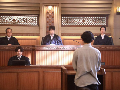 Ichikei no Karasu -- Iruma Michios (Episodes 1-11)