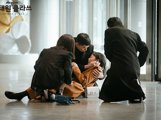 Itaewon Class - Episodes 15 & 16: The value of life