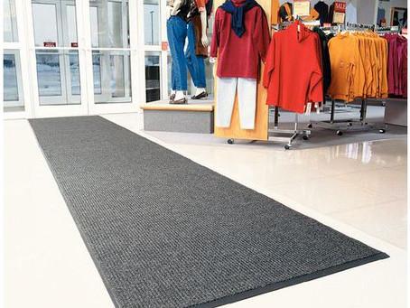 Met ons matten ruilsysteem nu alles in eigen beheer