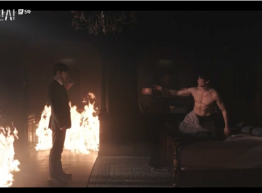 The Devilish Judge -- Episode 5 & 6: The Fire that Keeps Burning