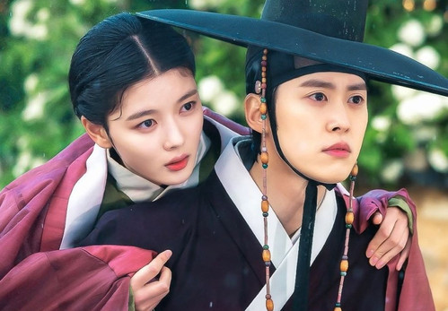 Lovers of the Red Sky -- Episodes 7 & 8: Watch What You Wish For