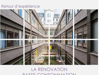 Retour d'expérience sur les projets BBC-Effinergie rénovation