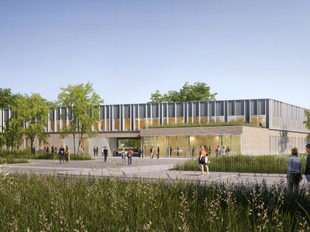 Reconstruction du Collège M. Maeterlinck - LUNERAY (76)