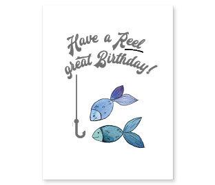 Reel Good Birthday: Set of 3