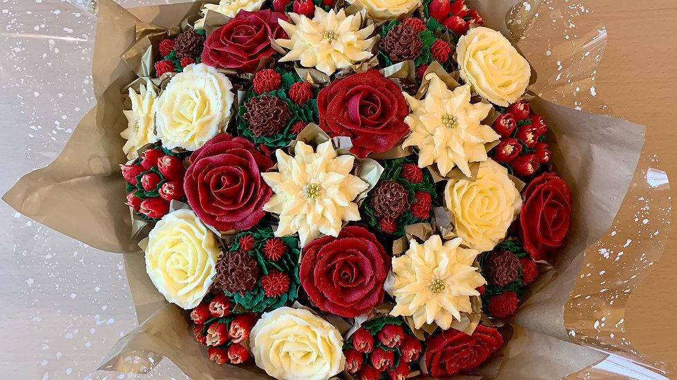 30 Cupcake Bouquet