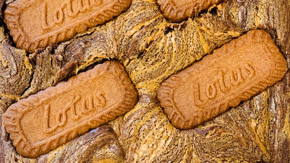 6 x Lotus Biscoff Chocolate Brownie