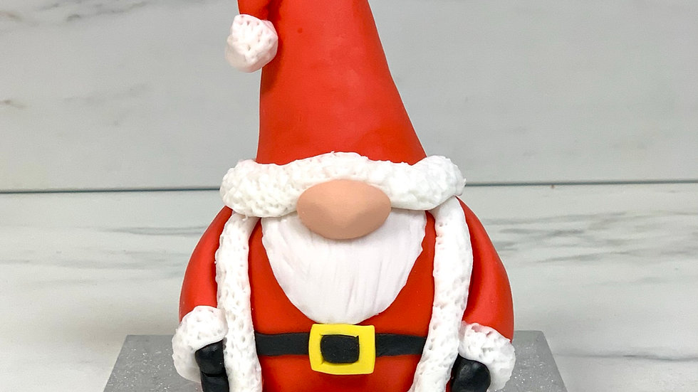 Santa Chocolate Orange