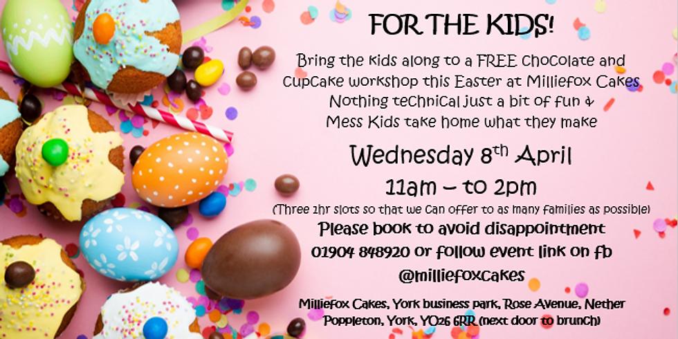 Free Easter Workshop for kids (4 - 11)