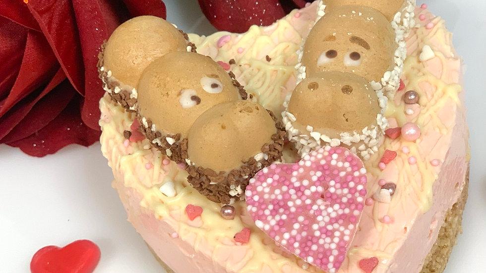 Love Hippo Cheesecake