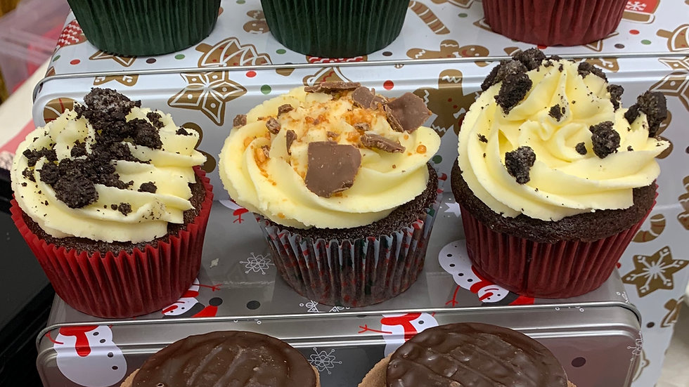 Box 24 Cupcakes
