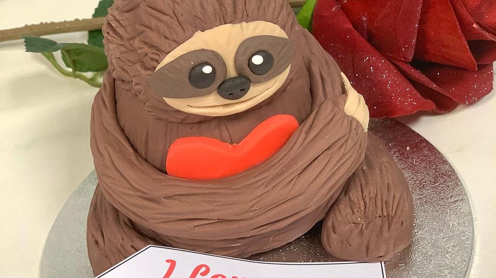 Sloth Chocolate Orange
