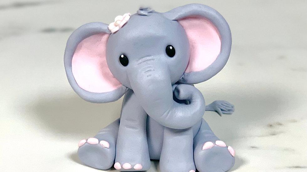 3D Handmade Animal Cake toppers