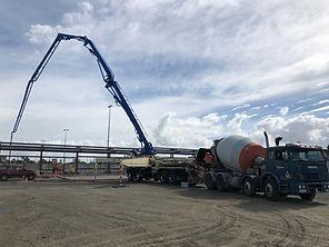 Concrete Pumping Hardline