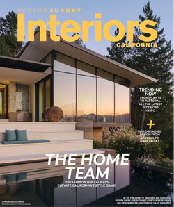 INTERIORS CALIFORNIA Volume 1, 2021 (dra