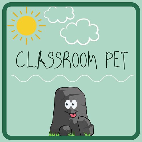 CLASSROOM PET
