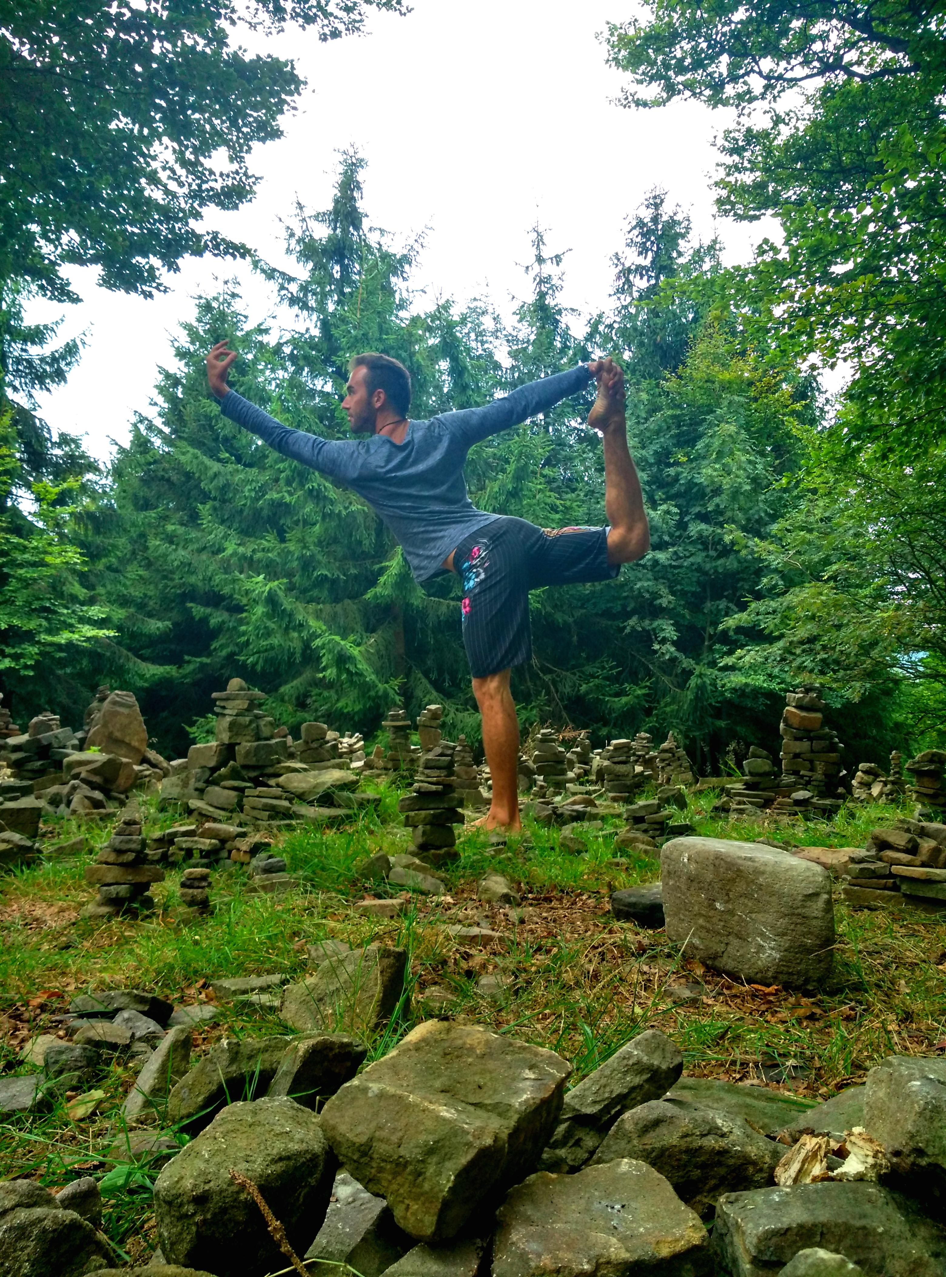Tančící bojovník