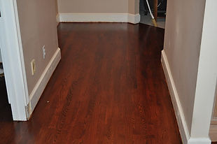 maintaining hardwood floors, michigan