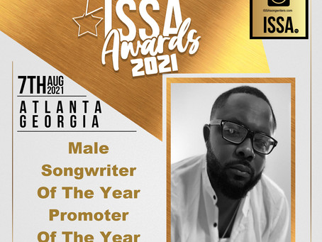 Congrats to Mel Miller & A. Johnz on your combined 9 nominations at this year's ISSA Awards!!!