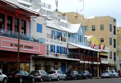 Hotel in Bermuda Paraquet apartments