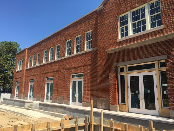 Construction Update - May 10th