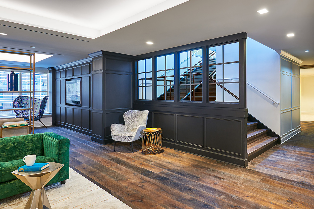 The Flagship at 1627 I street, NW - Two Story event space