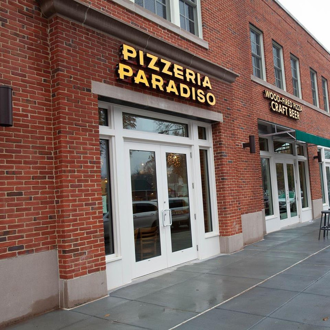 Pizzeria Paradiso is Open for Business!