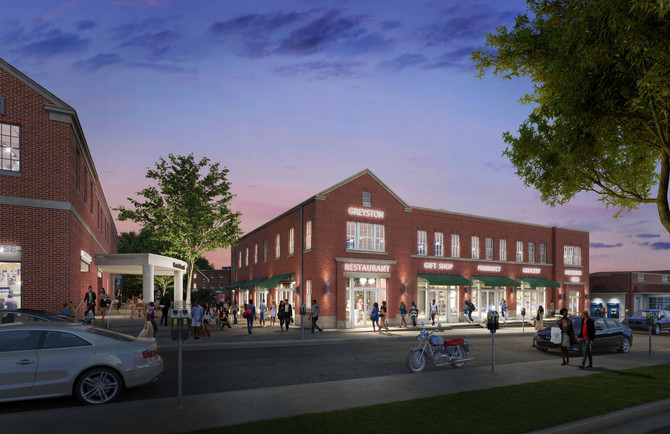 What's happening at Spring Valley Village?