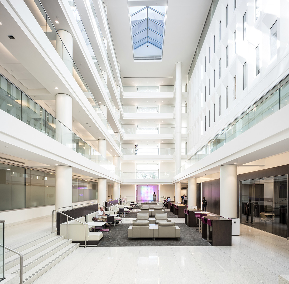 Silverline Center - Atrium