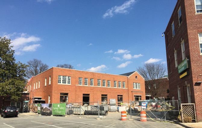 Construction Update - April 18th