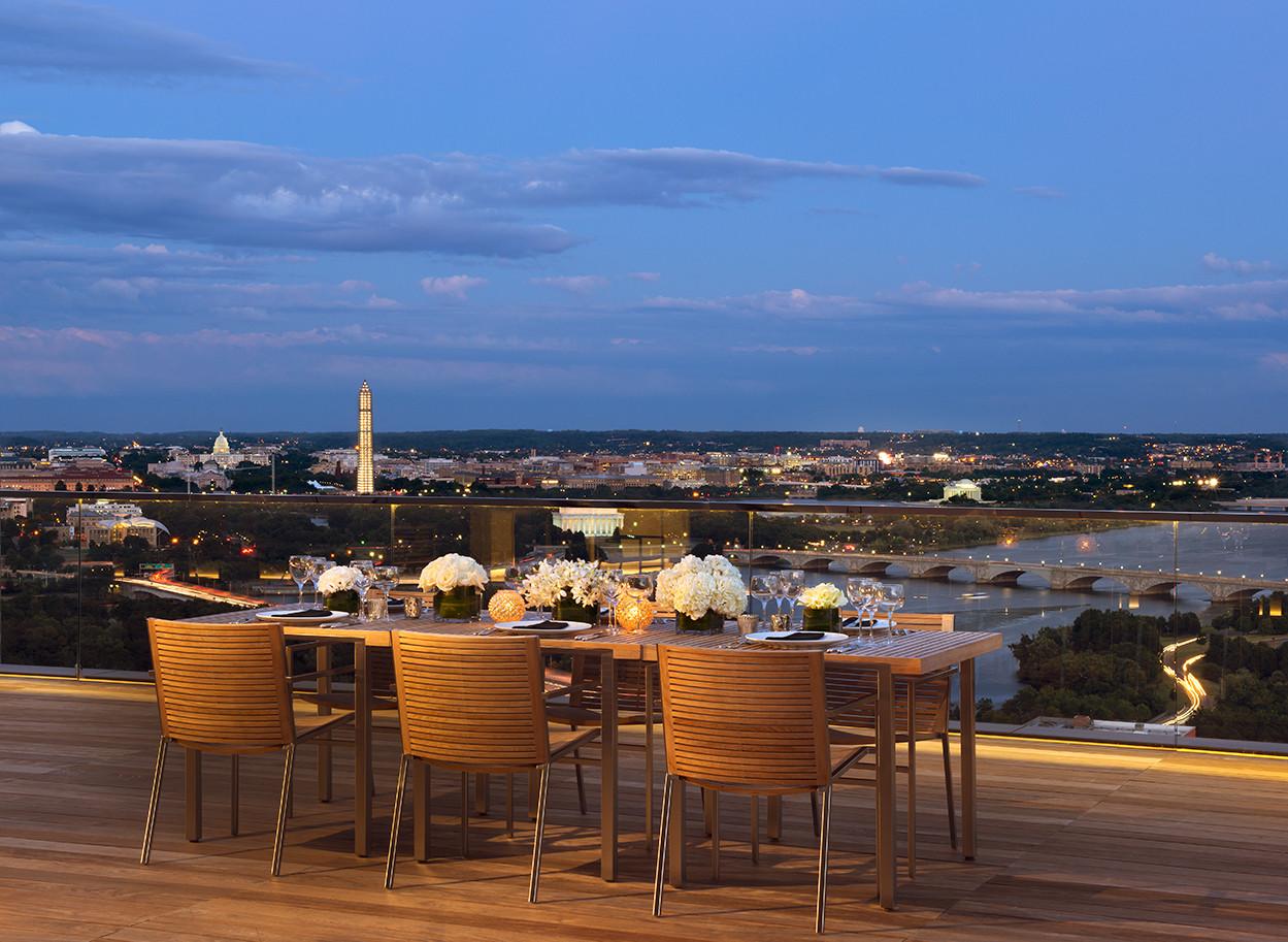 AT Deck at Arlington Tower