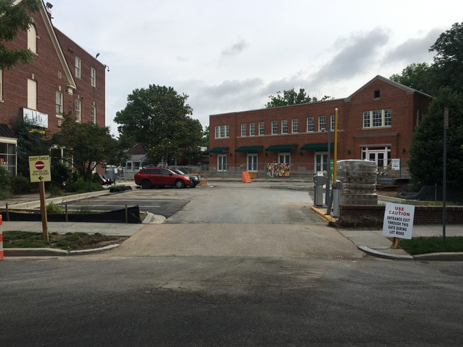 Construction Update - July 25th