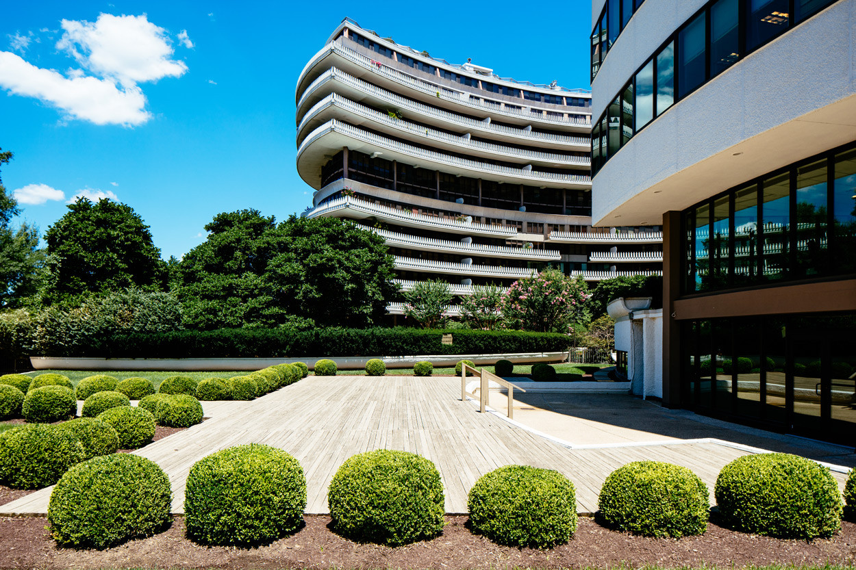 Watergate 600 - Outdoor Patio