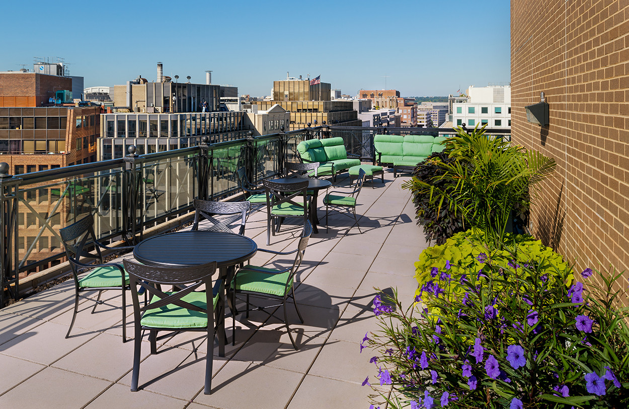 The Flagship - Outdoor Rooftop