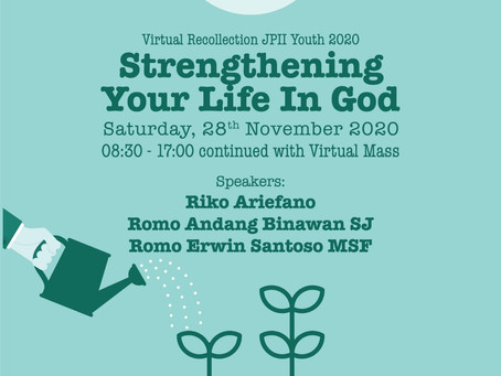 Join our Virtual Recollection 2020 !