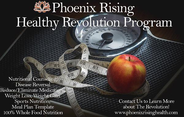 Phoenix Rising Healthy Revolution