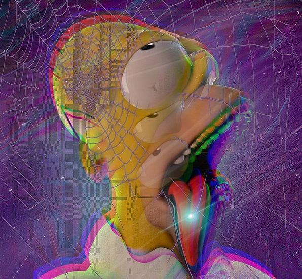 LSD homer