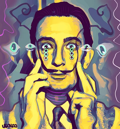 Salvador Dali the Great
