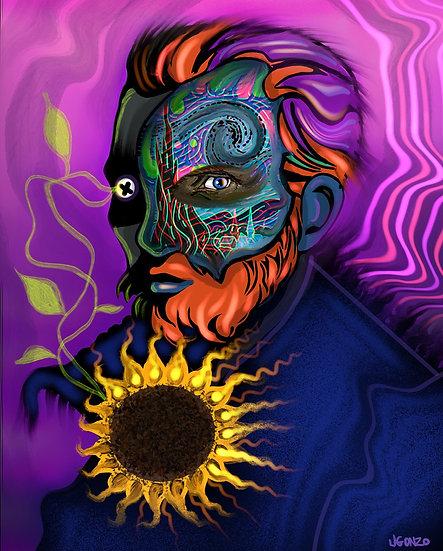 Van Gogh Dreaming