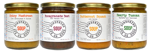 Four Soup Sampler