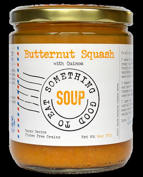 Butternut Squash with Quinoa