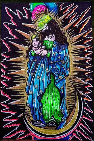 art by Callo Navares